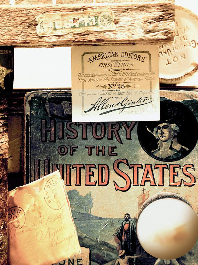 ARTIFACTS AMERICANA: HISTORY DETAIL